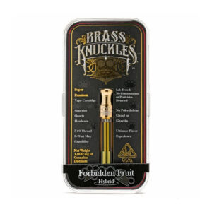 brass knuckles Forbidden Fruit