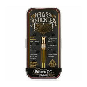 brass knuckles Banana OG