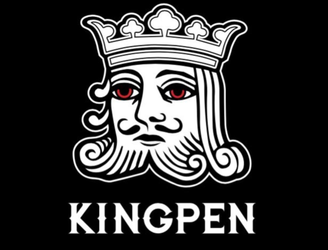 710 Kingpen vape cart